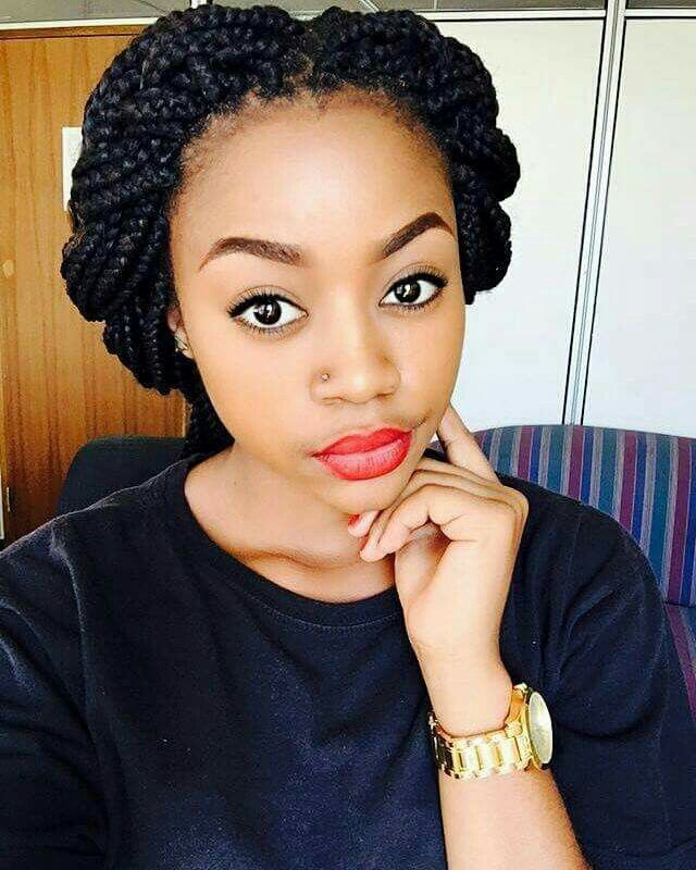 South african hot black girls