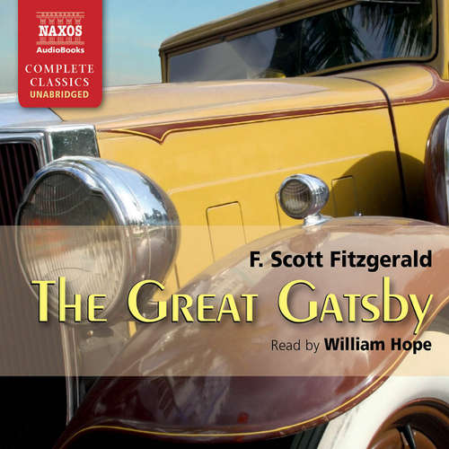 Audio book the great gatsby