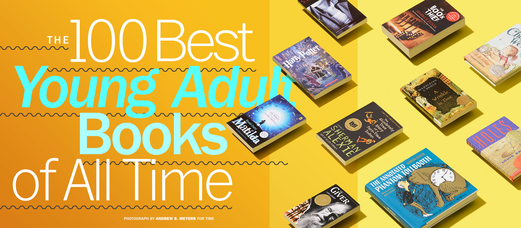 Young adult literature authors