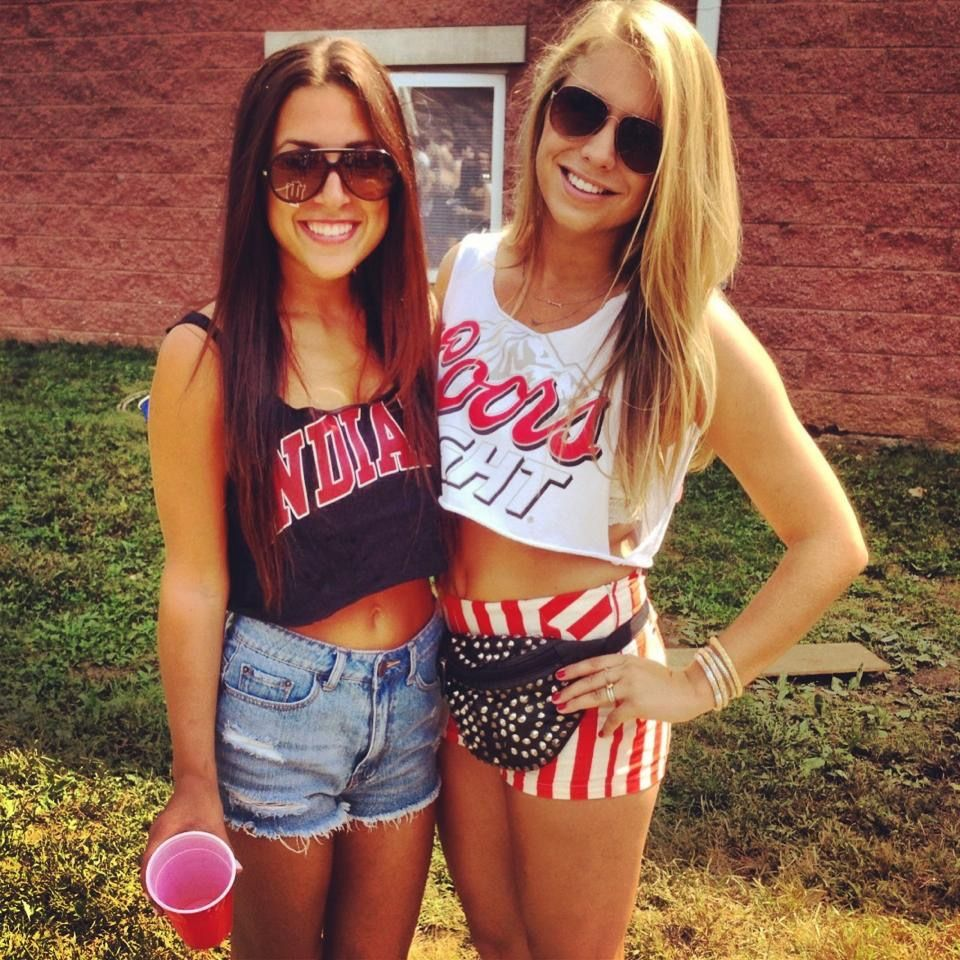 Pictures of indiana college girls
