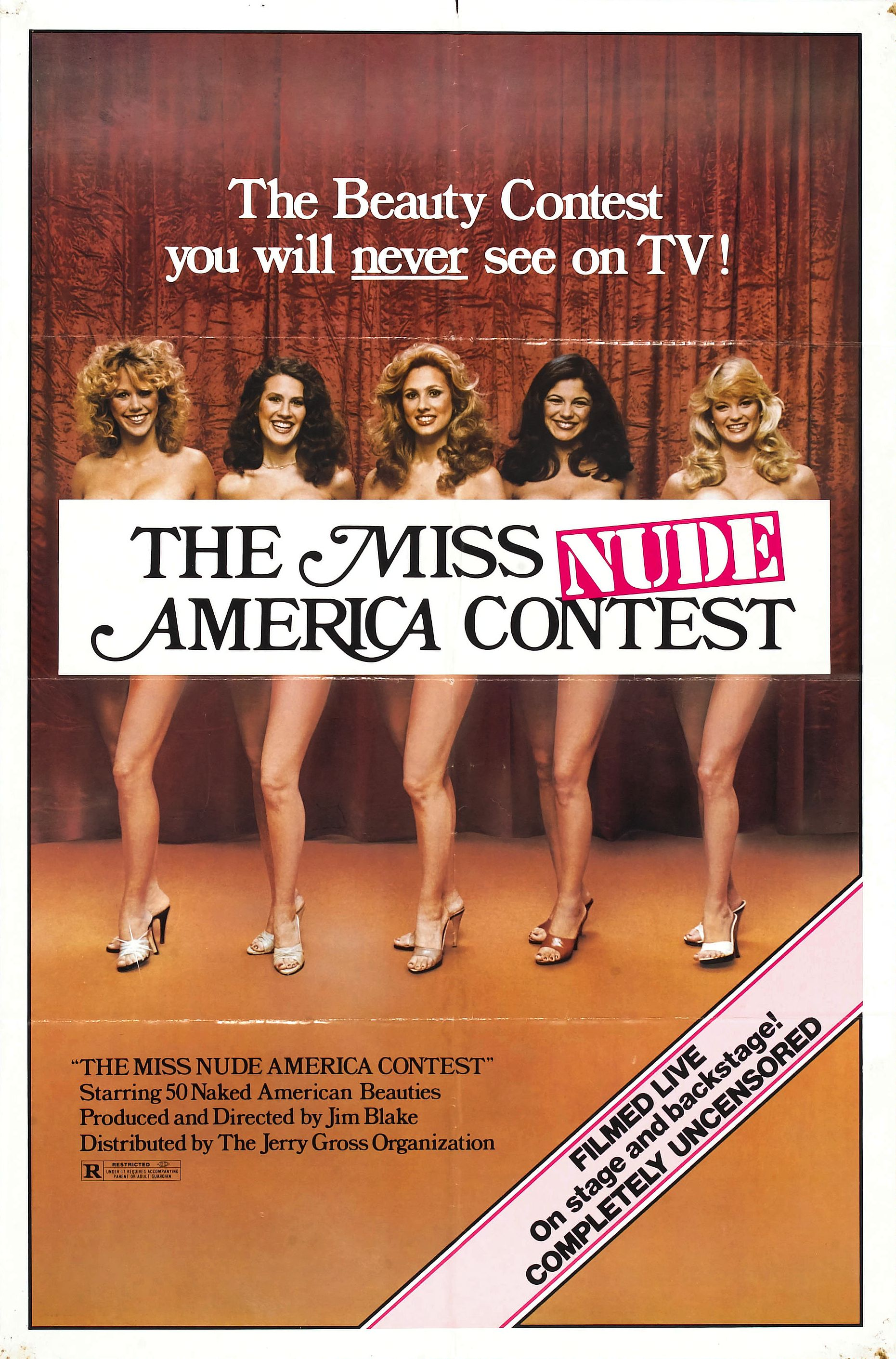 Miss naked contest