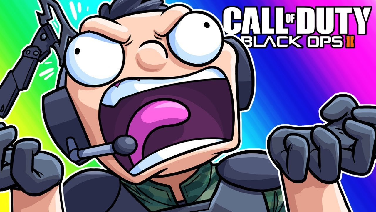 Black ops 2 funny moments