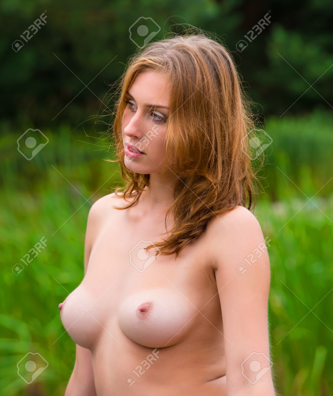 Naked women outdoors videos