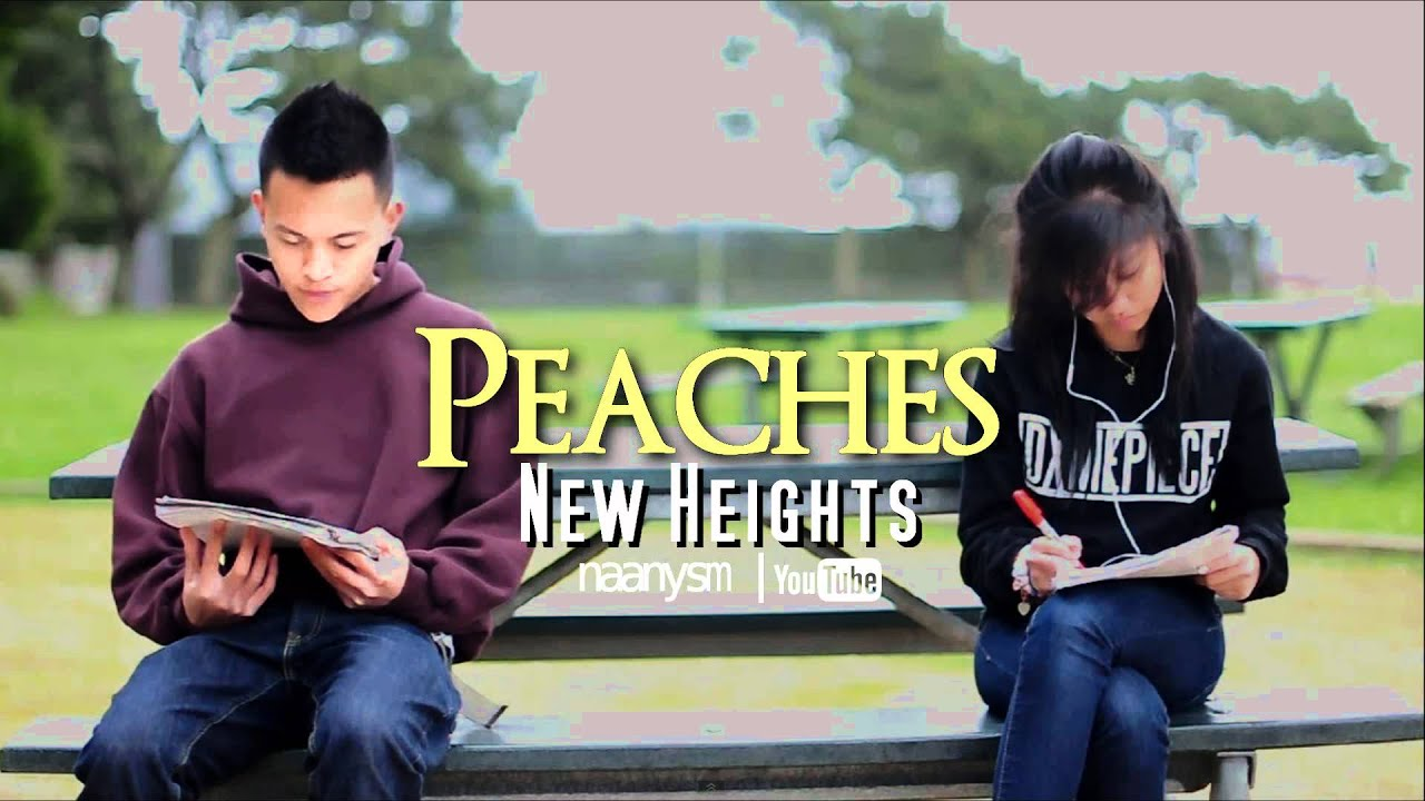 Peaches new heights instrumental