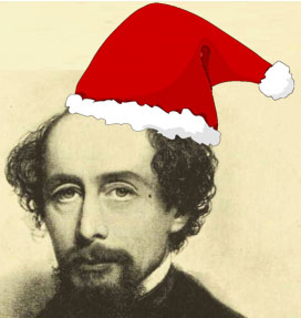 Charles dickens hat