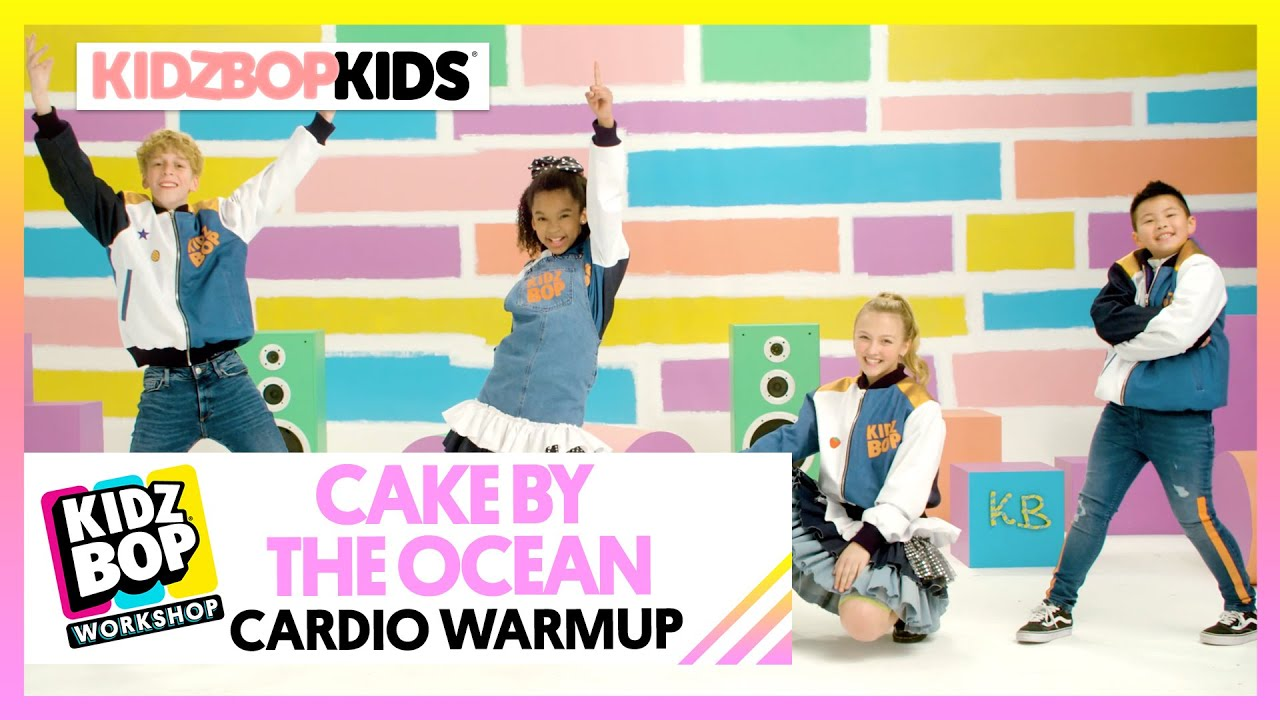Cake by the ocean dance video