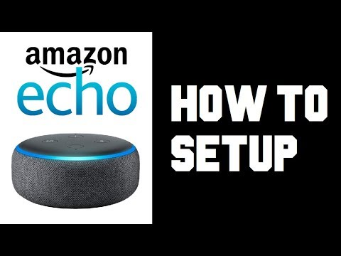 How to set up echo dot 3