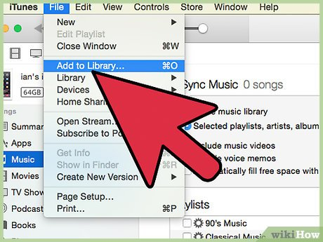 How to transfer music from ipod to new computer