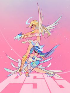 Panty and stocking 2020